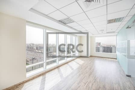 Fitted | Office | Sheikh Zayed Road | Main Road