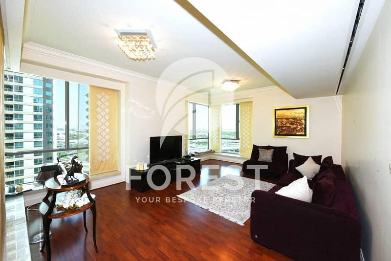 2 Fully Furnished | Marina Views | Mid floor | 3BR