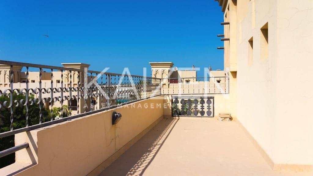 4 Br Villa | Rooftop Balcony | No Commission Fee