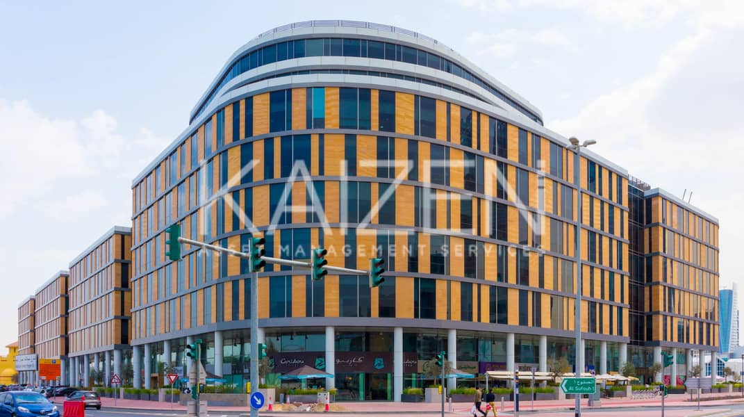 2 Office Space For Rent | Media City | Office Park
