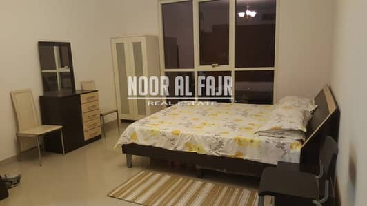 1 Bedroom Apartment for Rent in Dubai Production City (IMPZ), Dubai - 1 B/R Furnished for Rent in Lakeside Tower B