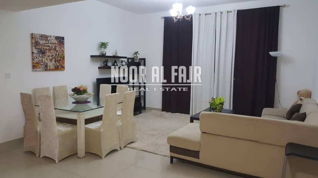 2 1 B/R Furnished for Rent in Lakeside Tower B