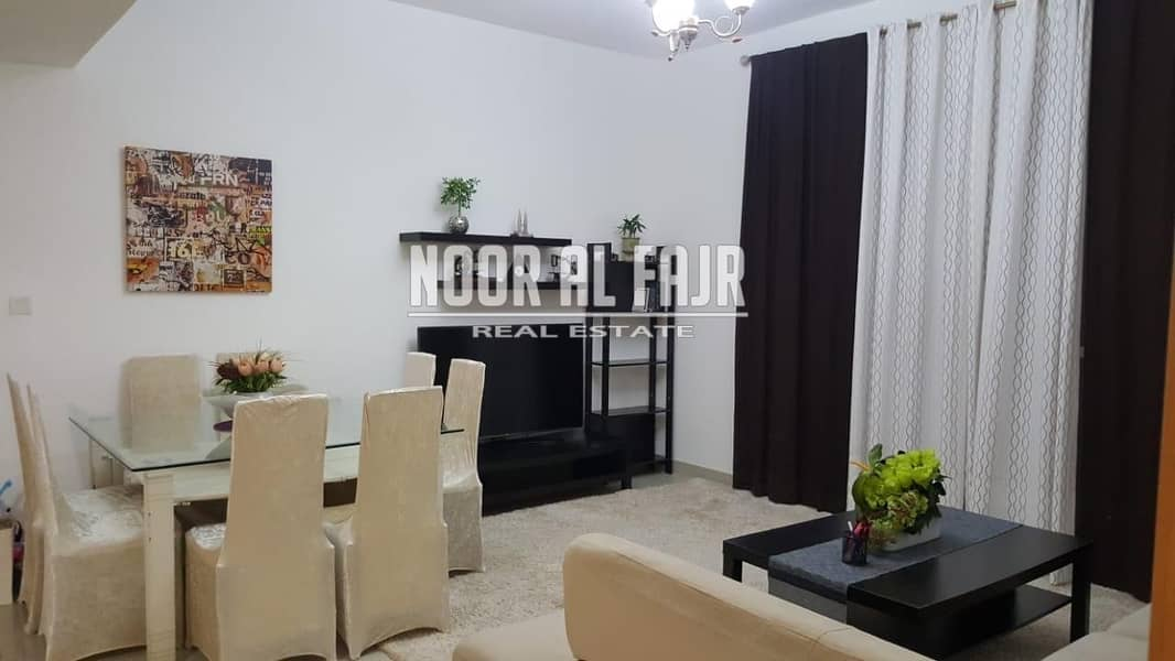 10 1 B/R Furnished for Rent in Lakeside Tower B