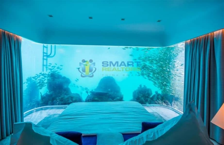 2 The Floating Sea House Villa in Dubai By Heart of Europe