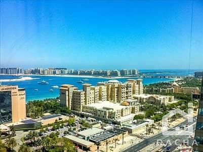 شقة 1 غرفة نوم للايجار في دبي مارينا، دبي - Stunning Views / Good layout 1 BR
