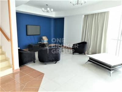 3 Bedroom Apartment for Rent in Dubai Marina, Dubai - Penthouse | Full Marina View | Private Jacuzzi |
