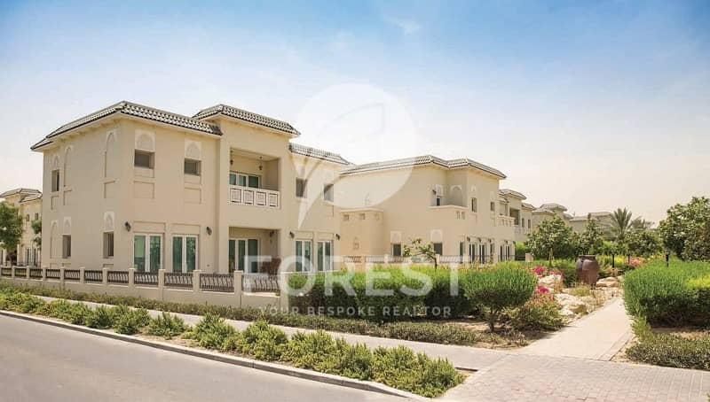 2 Ready To Move In 4BR Villa|Near Metro and Spinneys