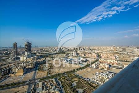 شقة 1 غرفة نوم للبيع في دائرة قرية جميرا JVC، دبي - Stunning View   High Floor   Vacant   1BR