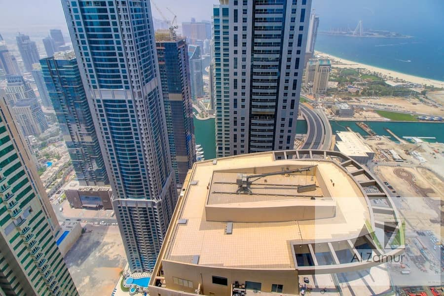 4 Bedrooms Penthouse In Elite Residency