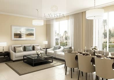 2 Ready 3 beds townhouse in Mira Oasis