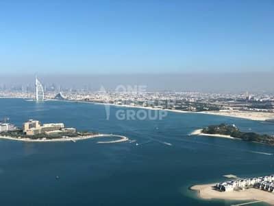 استوديو  للبيع في نخلة جميرا، دبي - LUXURY STUDIO I THE PALM TOWER   HIGH FLOOR