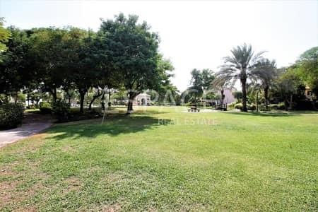 فیلا 3 غرفة نوم للايجار في جرين كوميونيتي، دبي - Backs Main Park | Central Area | Vacant