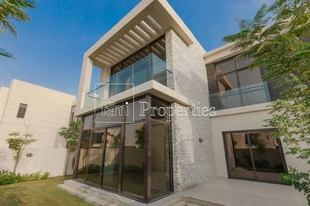 تاون هاوس 5 غرفة نوم للايجار في داماك هيلز (أكويا من داماك)، دبي - Vacant 5 Bed   Landscaped   Backing on Park
