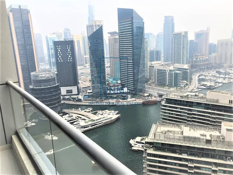 Exclusive! 1BR Apartment with Full Marina View