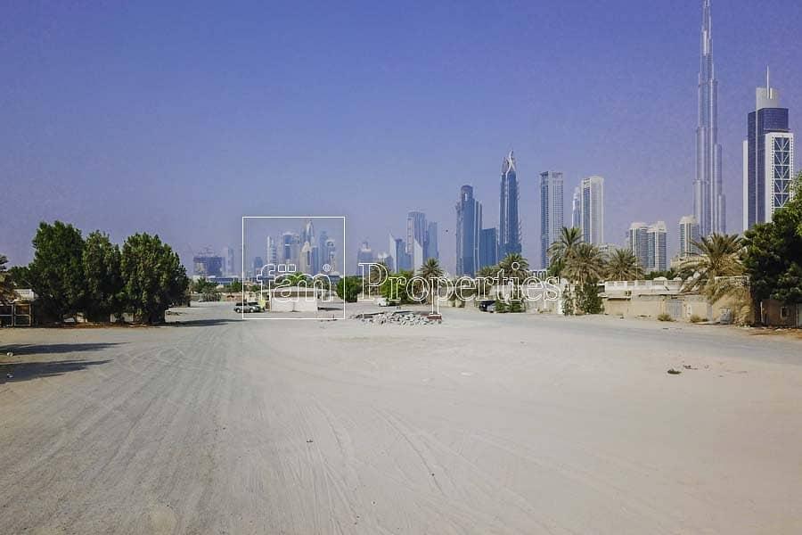 2 Freehold | G+1 | Residential Plot | Al Wasl