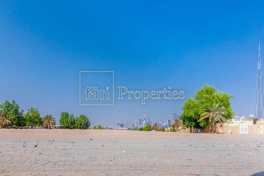 10 Freehold | G+1 | Residential Plot | Al Wasl