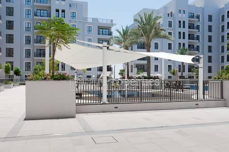 شقة 2 غرفة نوم للايجار في تاون سكوير، دبي - Brand new