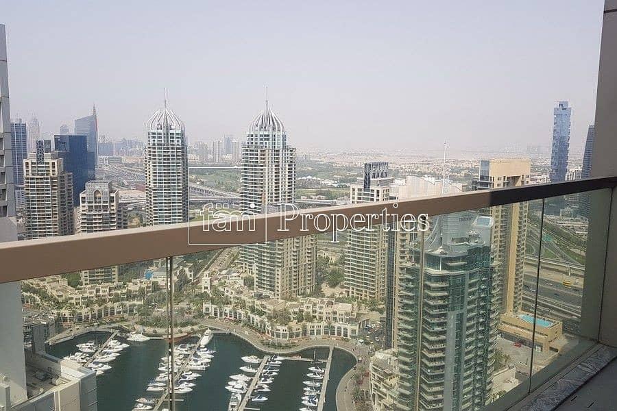 2 3Bedroom Duplex Penthouse | Full Marina View