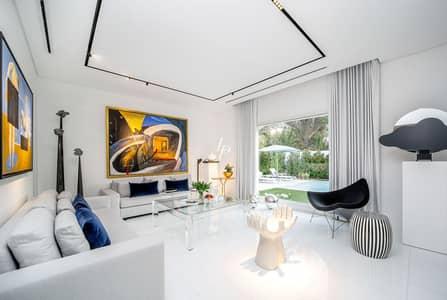 فیلا 3 غرفة نوم للبيع في السهول، دبي - Fully Upgraded | Contemporary | Family Home