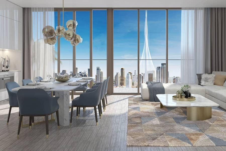 1 bed Apt in Palace Tower DCH Dubai Creek!!!