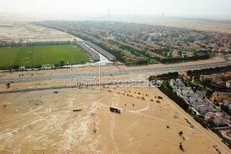 Plot for Sale in The Villa, Dubai - G+1+R