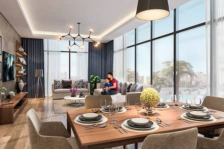 فلیٹ 1 غرفة نوم للبيع في ميدان، دبي - Spacious 1BR Apartment
