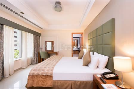 2 Bedroom Hotel Apartment for Rent in Sheikh Zayed Road, Dubai - Al Salam Hotel Suites  Apartments in SZR