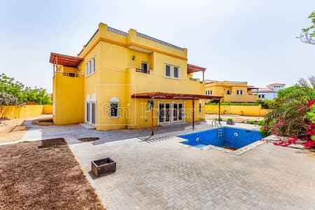فیلا 5 غرف نوم للايجار في ذا فيلا، دبي - Great Park Facing 5BR Villa in Ponderosa