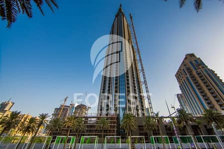فلیٹ 1 غرفة نوم للبيع في دبي مارينا، دبي - Great Investment 1BR Marina View in Vida Residence