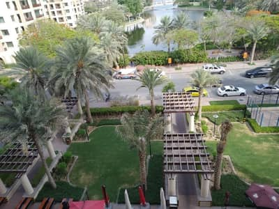 2 Bedroom Flat for Rent in The Views, Dubai - Greens UNA tower Specious 2 bedroom with laundry, Equipped kitchen Full Lake view @ 90000/-
