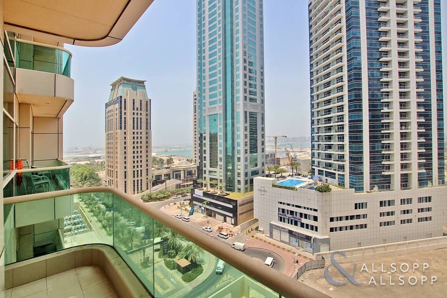 1 Bed | Great Views | Spacious and Bright