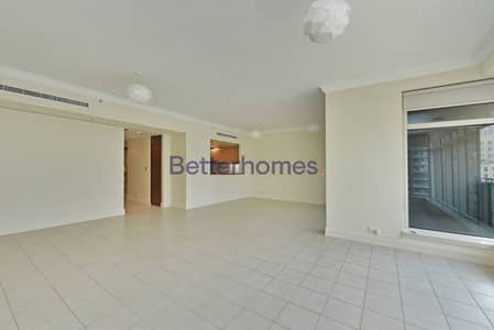 فلیٹ 3 غرفة نوم للايجار في دبي مارينا، دبي - Spacious 3 Bedroom Apartment in Al Fairooz Tower