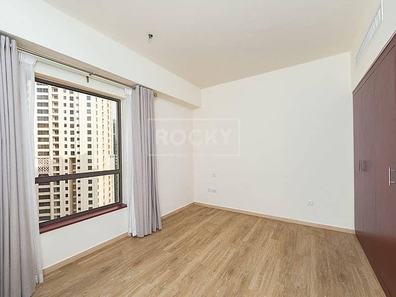 23 On High Floor | Spacious 2 Bed | Sea View | JBR