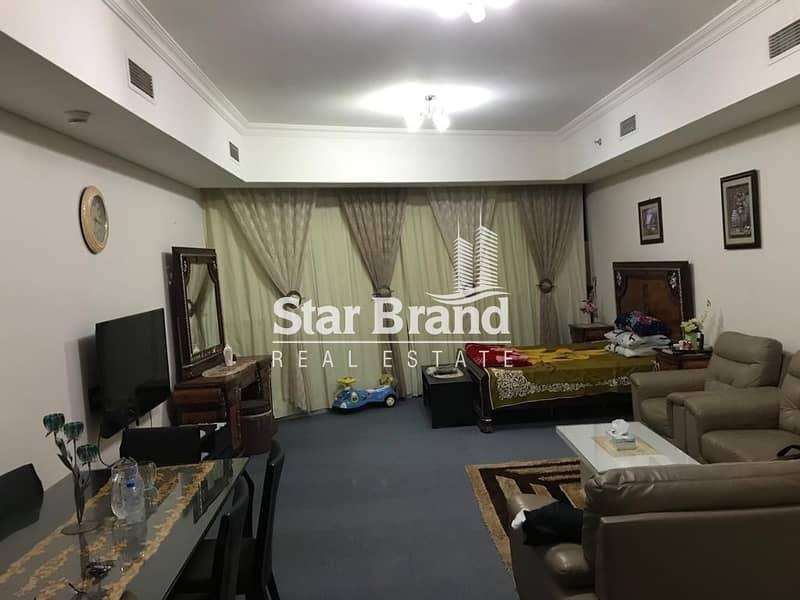 AFFORDABLE FULLY FURNISHED 1 BEDROOM FOR RENT IN AL REEM ISLAND