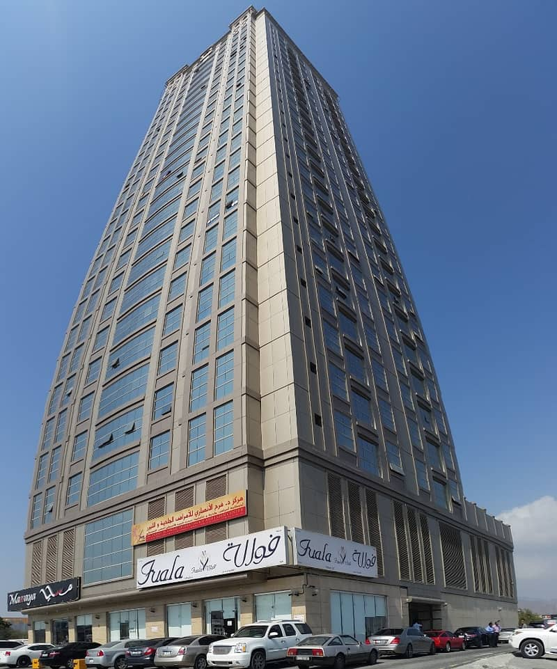 2 BR Apartment - AL FUJAIRAH  WITH FREE AC & ALL FACILITIES AED 35000  1 Month Free