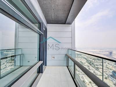 2 Bedroom Apartment for Rent in DIFC, Dubai - DIFC Index Tower | Full Burj Khalifa View