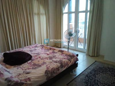 شقة 1 غرفة نوم للايجار في قرية جميرا الدائرية، دبي - Best Price & Well Maintained 1 BR For Rent