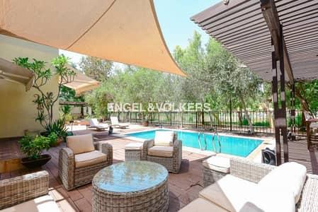 5 Bedroom Villa for Rent in Jumeirah Islands, Dubai - Exclusive   Luxurious Villa   Master View