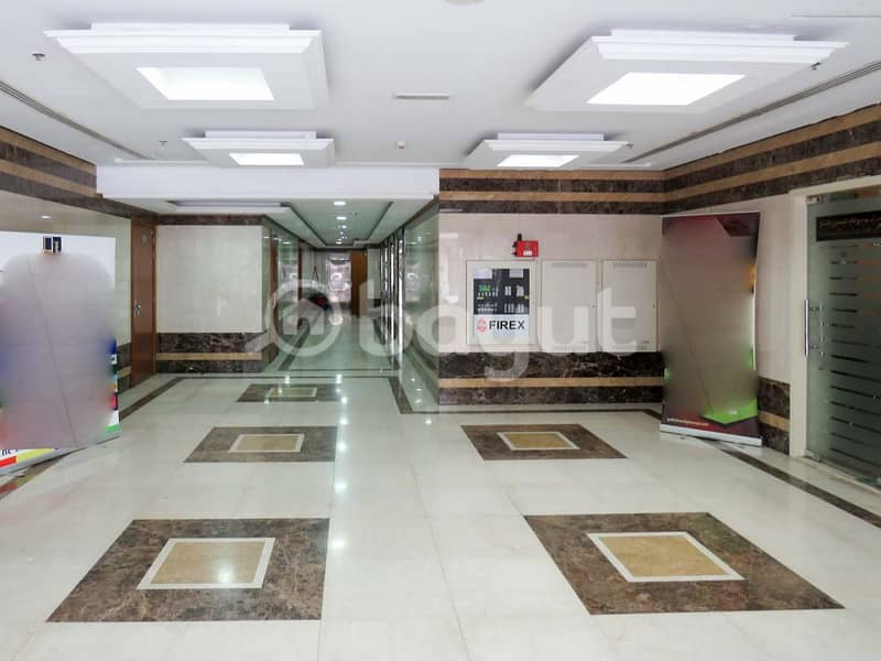 one bedroom hall for sale in ajman pearl