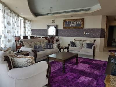 فلیٹ 4 غرفة نوم للايجار في دبي مارينا، دبي - Luxury Furnished 4 bedroom unit in Marina