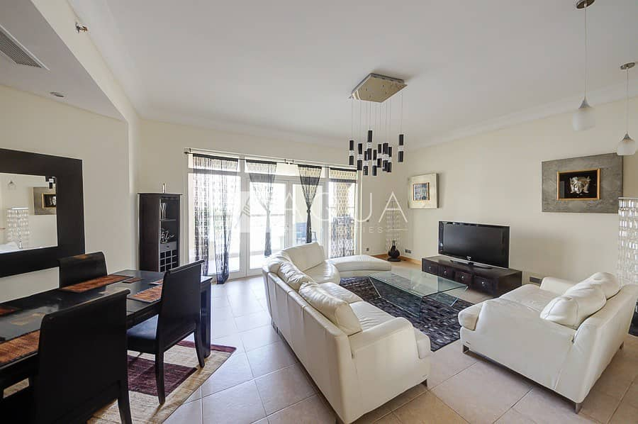 2 Type E | Beach Access | 2 Bed with maids