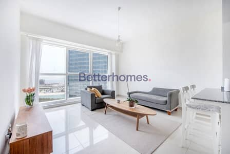 Fully furnished   Stunning 1 Bedroom  Water view