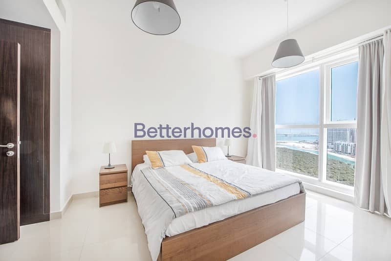 2 Fully furnished   Stunning 1 Bedroom  Water view