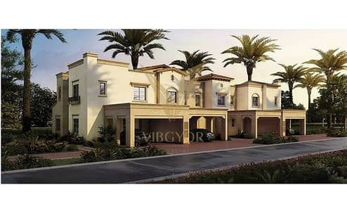Type I-3 Bed Townhouse in Mira Oasis
