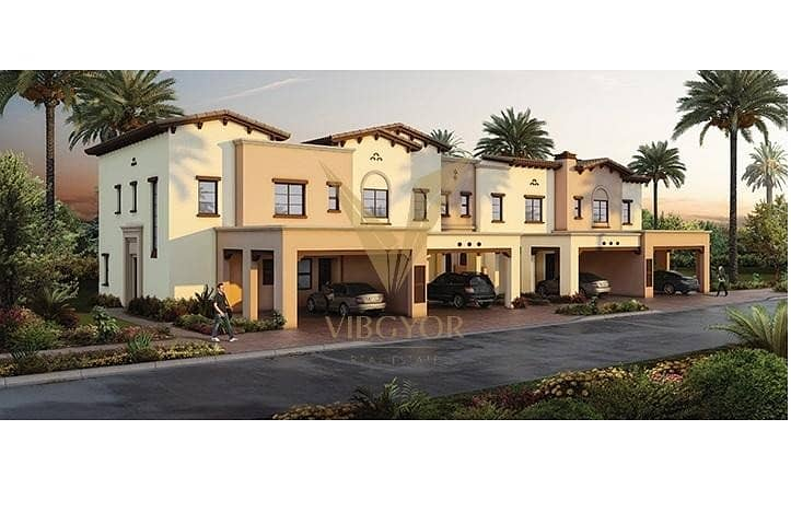 24 Type I-3 Bed Townhouse in Mira Oasis