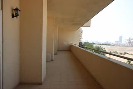 فلیٹ 3 غرفة نوم للايجار في موتور سيتي، دبي - Spacious Apartment | Large Balcony | 3 bed plus maids