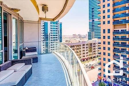 فلیٹ 2 غرفة نوم للايجار في دبي مارينا، دبي - 2 bedroom / Unfurnished / Bargain Price