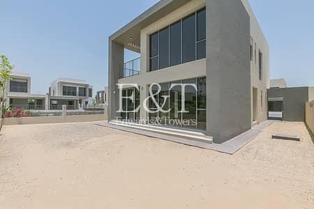 فیلا 4 غرف نوم للبيع في دبي هيلز استيت، دبي - Real Listing|Type 3|Single Row|DH