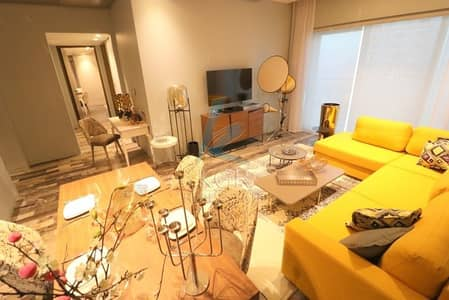 فلیٹ 2 غرفة نوم للبيع في دبي مارينا، دبي - Fendi Apt 2 Beds High End with Palm View