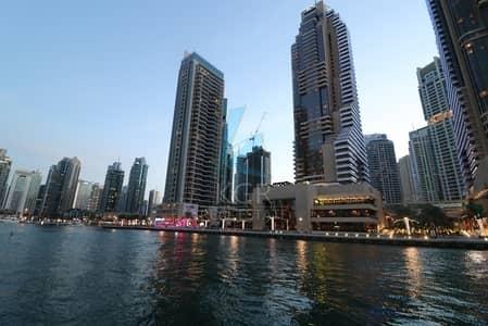 شقة 2 غرفة نوم للبيع في دبي مارينا، دبي - Marina View 2Beds Brand New Furnished Apt